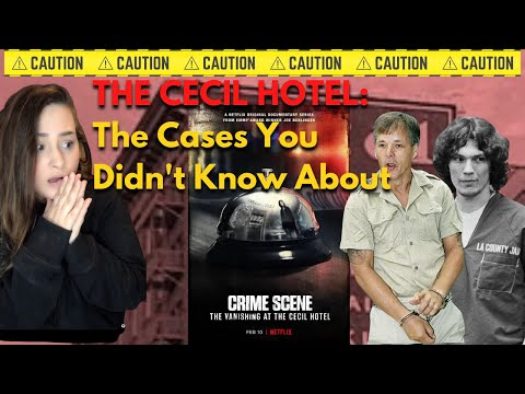 Cecil Hotel: The Cases You Didn't Know About | Unsolved | True Crime | Pigeon Goldie | Night Stalker