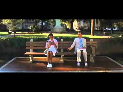 """Forrest Gump - """"Life is like a box of chocolate"""""""