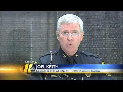 Accidental Shooting at Raleigh Gun Show (Gun Appreciation Day)