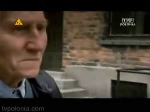 Uciekinier -Kazimierz Piechowski -Auschwitz escape story.