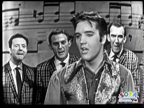 "Elvis Presley ""Don't Be Cruel"" on The Ed Sullivan Show"