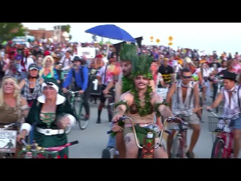 WEB EXTRA: Zombies On Bikes
