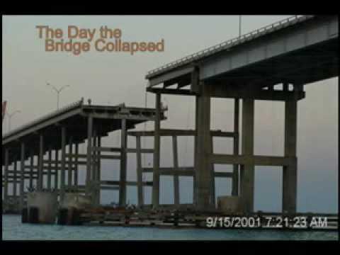 Queen Isabella Causeway Collapse ~ September 15, 2001