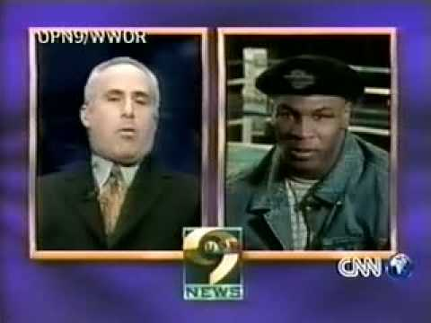 Mike Tyson Freaks Out During Interview