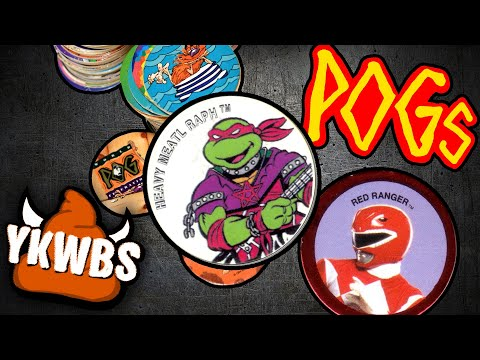 You Know What's BS!? Pogs
