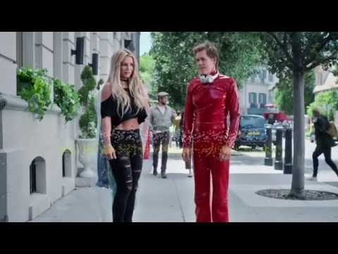 Britney Spears Catches Kevin Bacon Dancing | 2016 Apple Music UK Commercial