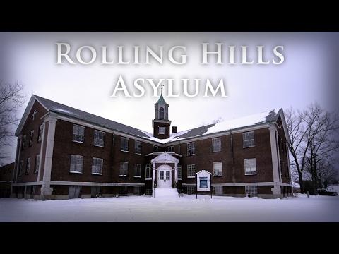 Abandoned Asylum - Rolling Hills