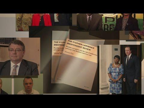 Stephen Lawrence murder: Lord Stevens under IPCC investigation