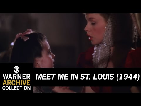 Have Yourself A Merry Little Christmas | Meet Me In St. Louis | Warner Archive