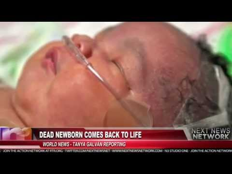 Dead Newborn Comes Back to Life 28 Minutes After Prayer