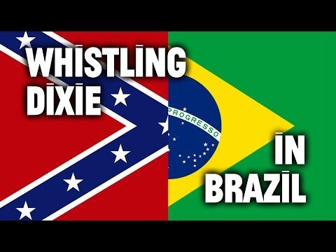 "The South Has Risen Again... in Brazil — Meet the ""Confederados"""