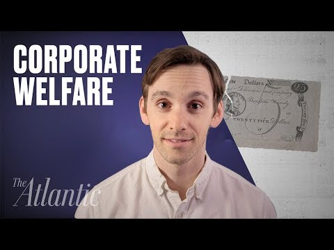 We Should Be 'Screaming Mad' About Amazon's'Corporate Welfare'