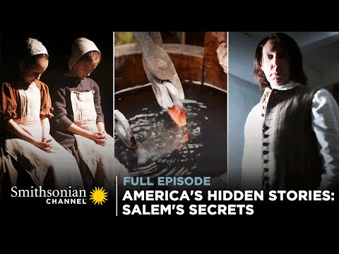 America's Hidden Stories: Salem's Secrets 🤐 FULL EPISODE | Smithsonian Channel