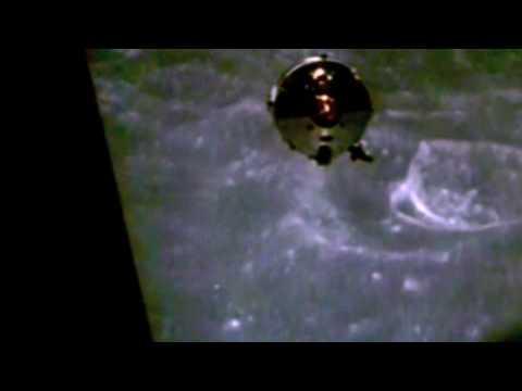 Apollo 10 UFO Footage?