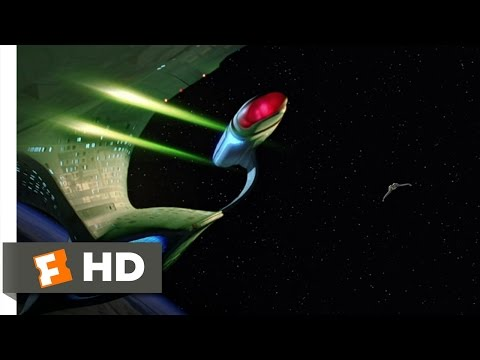 Star Trek: Generations (3/8) Movie CLIP - The Bird of Prey's Cloaking Device (1994) HD