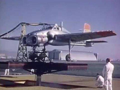 Bell X-14 – NASA X-Plane VTOL
