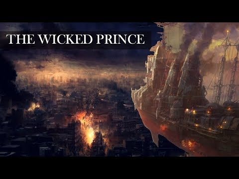 The Wicked Prince - Read by Delilah M. Rainey. Written by Hans Christian Andersen, 1840