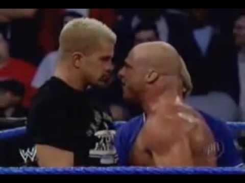 Daniel Puder vs Kurt Angle