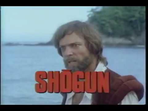 RICHARD CHAMBERLAIN - SHOGUN 1980 TRAILER