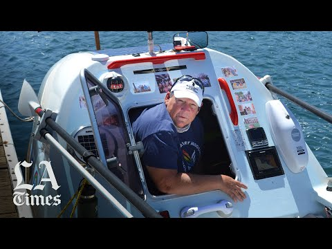 Paralympian lost at sea during solo row across Pacific Ocean