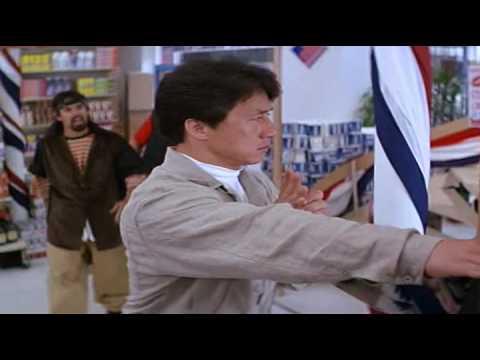 Rumble in the Bronx - Market Fight Scene