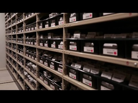 America's seed bank: Our food supply's last lin...