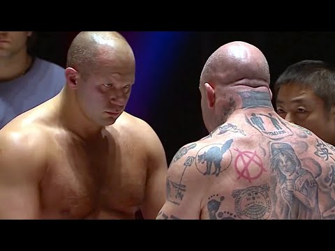 Fedor Emelianenko (Russia) vs Jeff Monson (USA) | MMA fight, HD Highlights