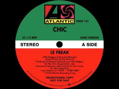 Chic - Le Freak (1978) (extended version)