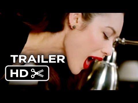Vampire Academy Official Trailer #2 (2014) - Olga Kurylenko Movie HD
