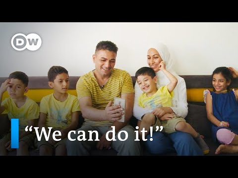 Syrian refugees after 5 years in Germany   DW Documentary