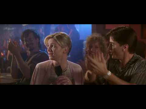 """Cameron Diaz sings """"I Just Don't Know What to Do with Myself"""" My Best Friend's Wedding"""
