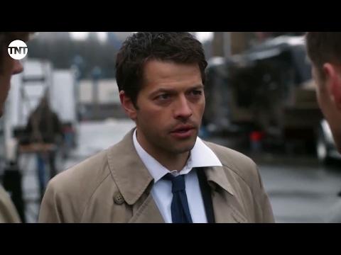 Meet with Castiel/Misha | Supernatural | TNT