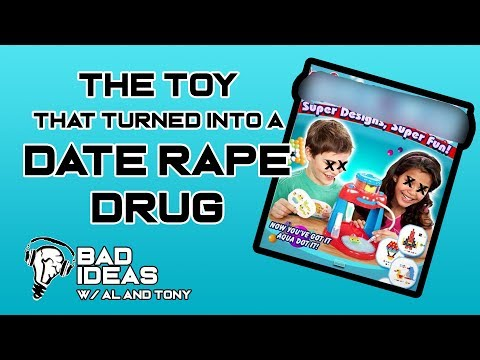 Aqua Dots: The Toy that was Recalled for Containing a Date Rape Drug - Bad Ideas Minisode