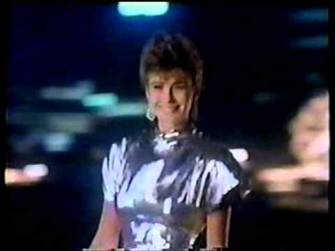1987 Cross Your Heart commercial