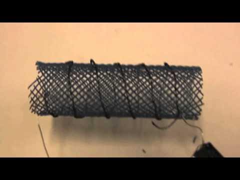 Soft autonomous earthworm robot at MIT