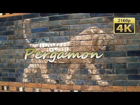 Pergamon Museum, Berlin - Germany 4K Travel Channel