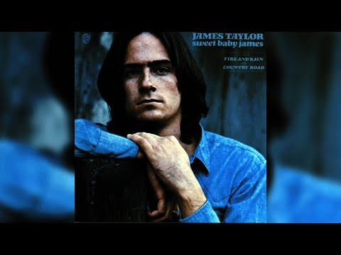 James Taylor - Fire and Rain (Official Audio)