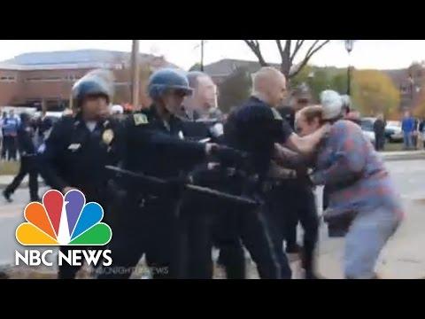 Keane University Riots At Pumpkin Fest | NBC Nightly News