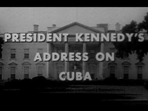 "JFK'S ""CUBAN MISSILE CRISIS"" SPEECH (10/22/62) (COMPLETE AND UNCUT)"