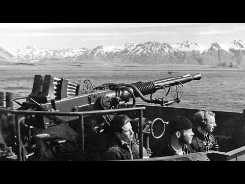 Alaska vs. Japan - The Battle of Attu