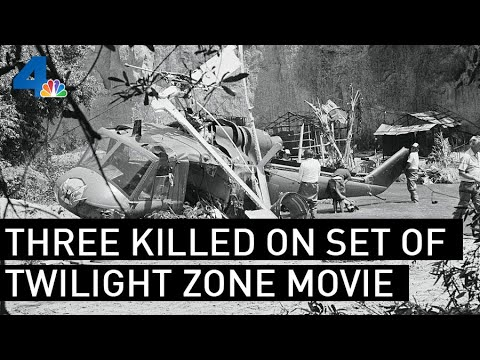 Freak Accident Kills Three on Set of Twilight Zone Movie | From the Archives | NBCLA
