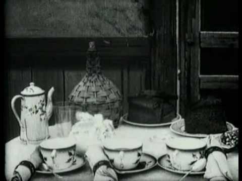 La maison Ensorcelée (1907, Segundo de Chomón)
