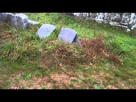 West Greenwich Baptist Church Cemetery: The Legend of Nellie Vaughn