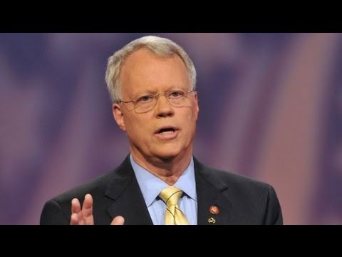 Evolution Is A Lie From Hell! (Republican Rep. Paul Broun)
