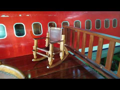 727 Airplane Suite Walkthrough - Costa Verde Hotel