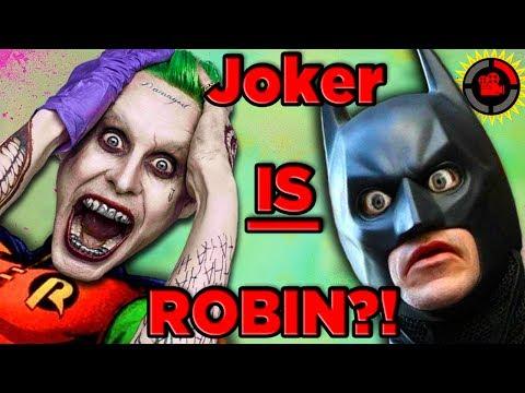 Film Theory: Is Suicide Squad's Joker ACTUALLY Batman's Boy Wonder?