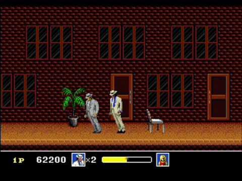 Michael Jackson's Moonwalker - Full Game - Part 1/3