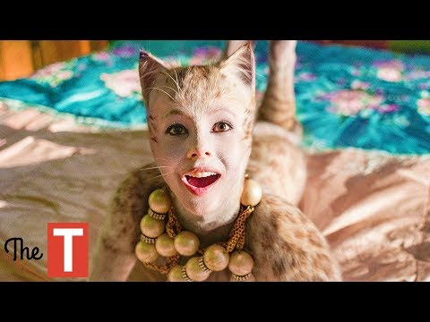 10 Scenes In Cats That Will Make You Seriously Uncomfortable