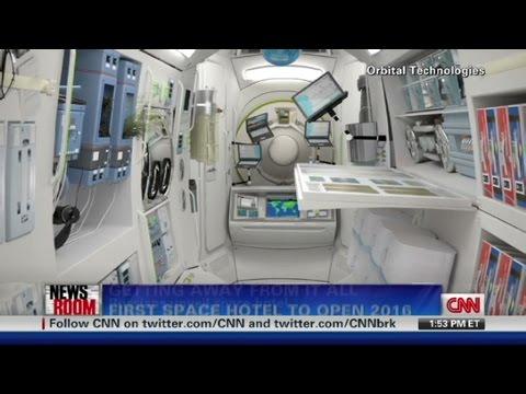Russians unveil space hotel