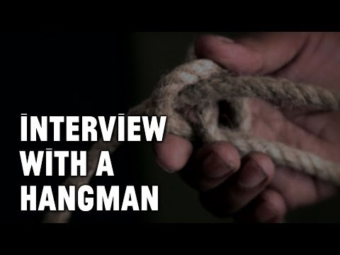 Interview with the Hangman of India